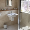 Blacksmith's Cottage ensuite shower