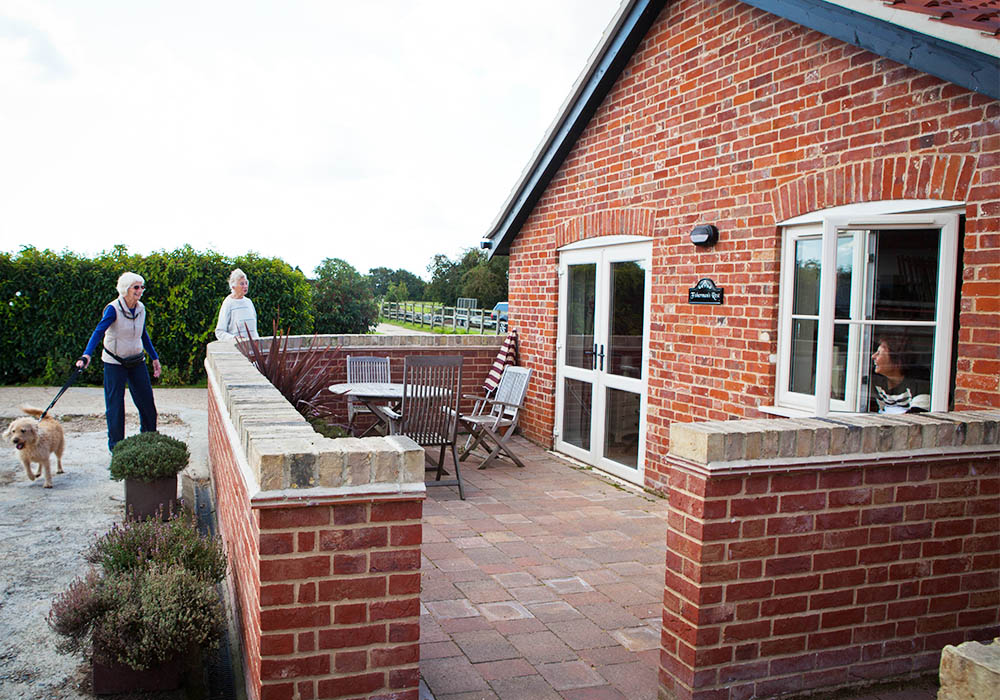 Farm Holidays in Suffolk | Damerons Farm Cottages