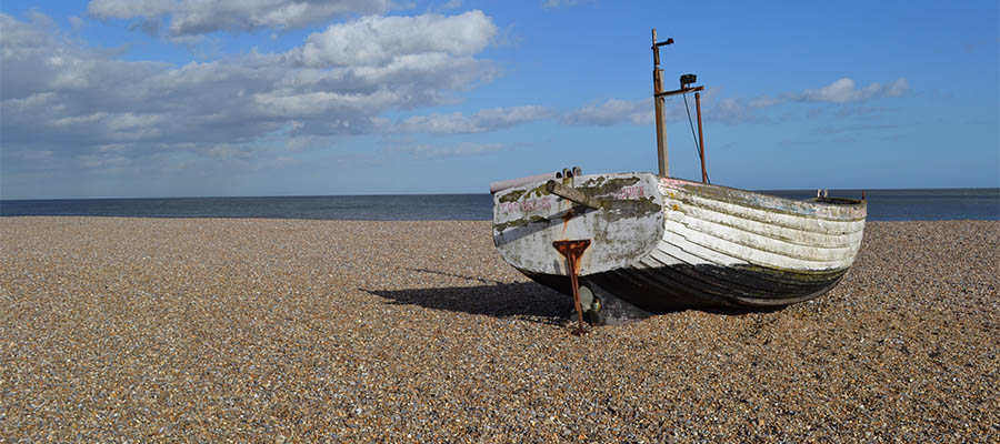 Oh We Do Like to be Beside the Seaside… Take a Visit to the Suffolk Coast