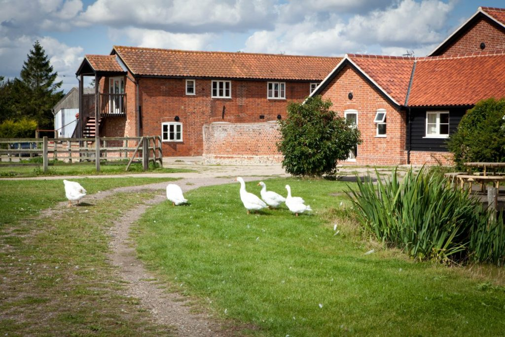 Hen Weekend in Suffolk - the perfect location