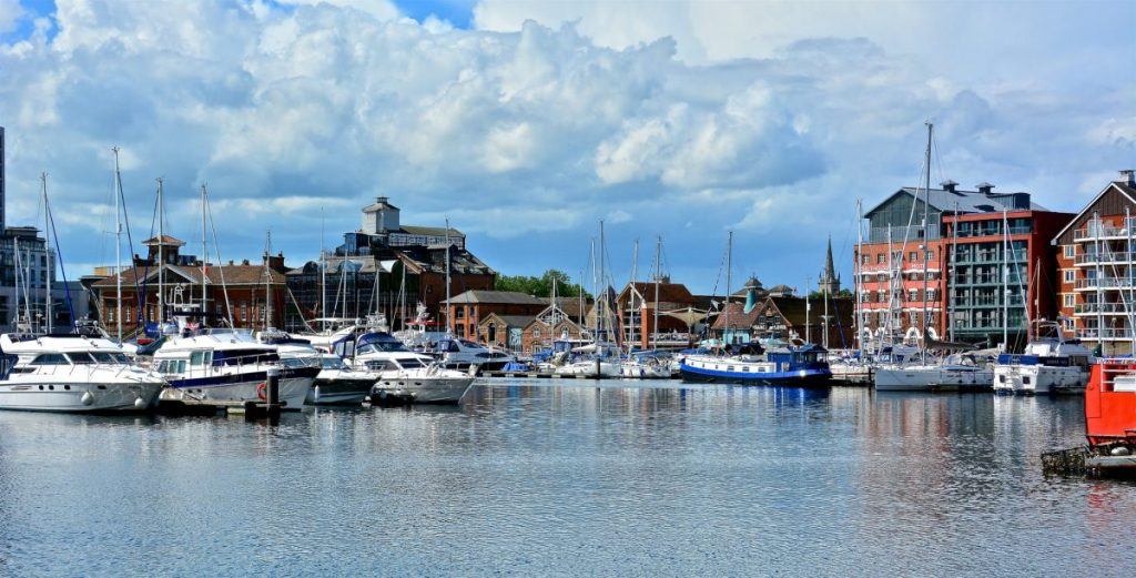 Doing Business in Suffolk - Ipswich Waterfront