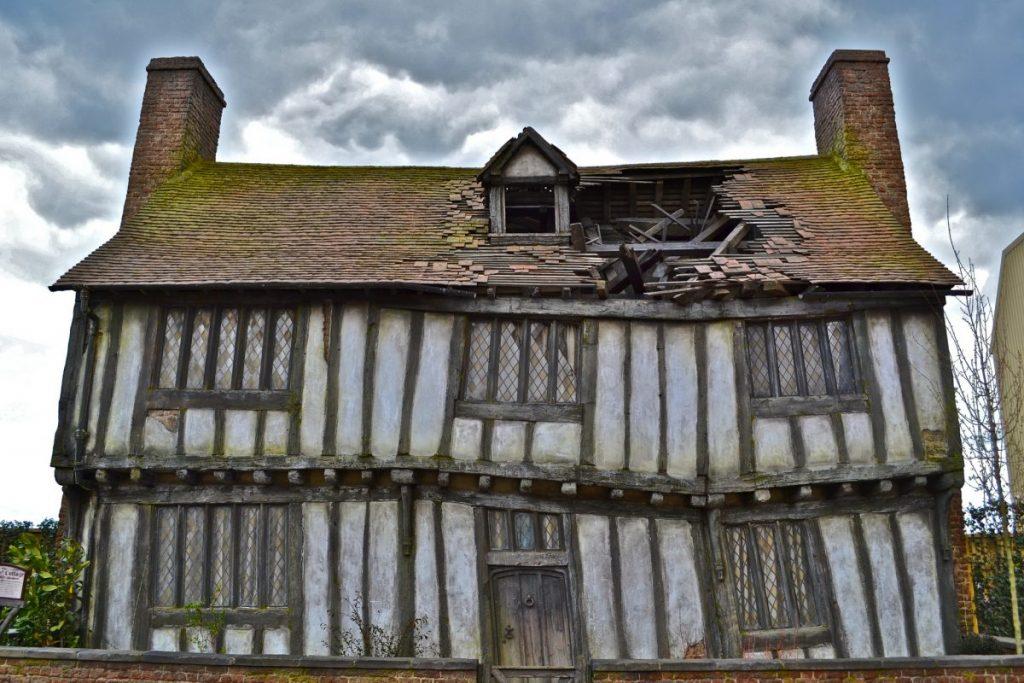 Godric's Hollow, Lavenham
